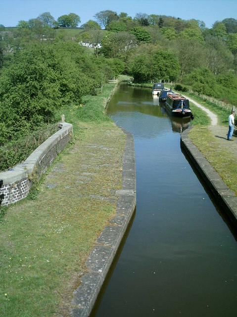Hazelhurst aqueduct