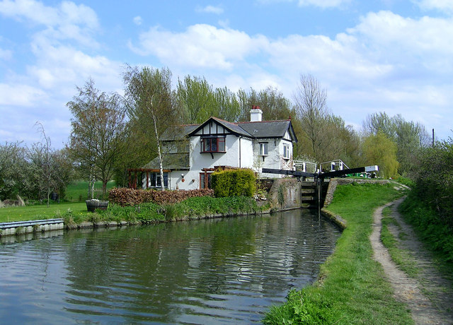 Lock Keeper's Cottage, Grand Union Canal