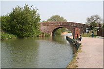 SU2864 : Bedwyn Wharf Bridge, Kennet  and Avon Canal by Dr Neil Clifton