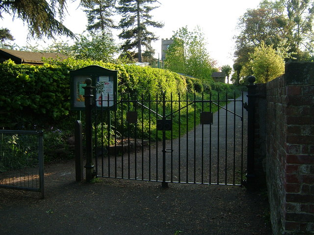 Church walk