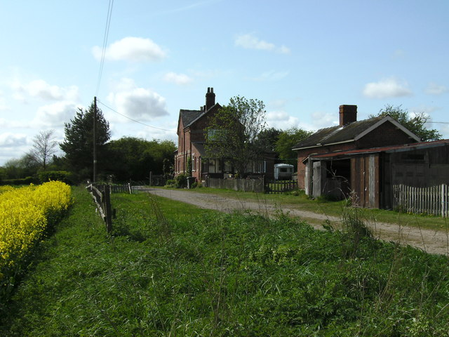 Hallington Railway Station (Disused and Converted)