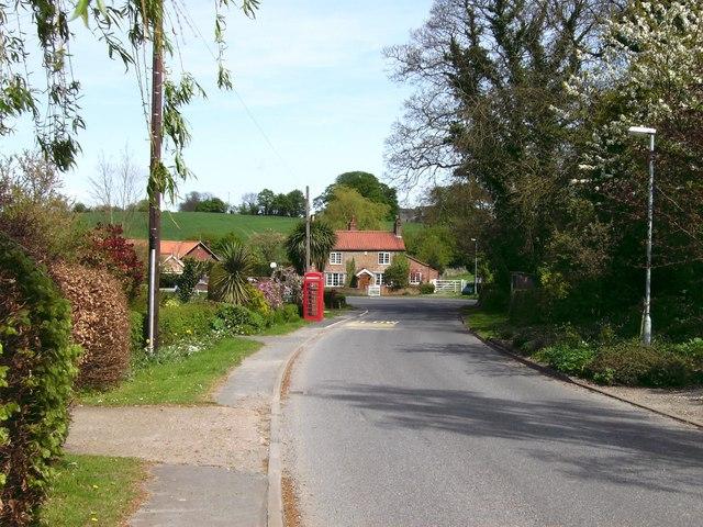 Tathwell village