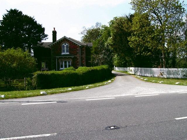 Road to Wyham