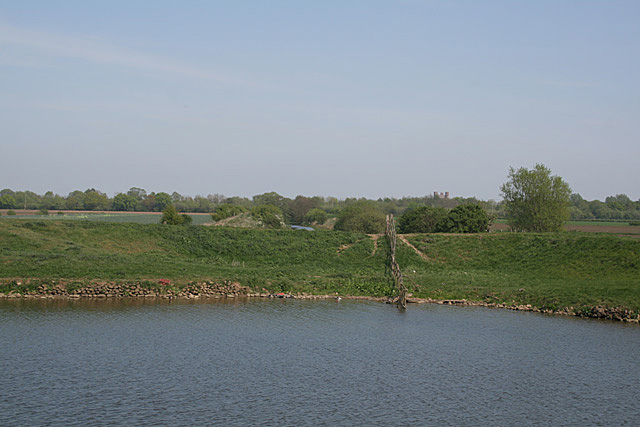 Mouth of the Horncastle Canal