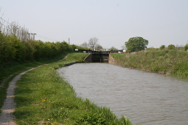 Crofton Lock No 59, Kennet and Avon Canal