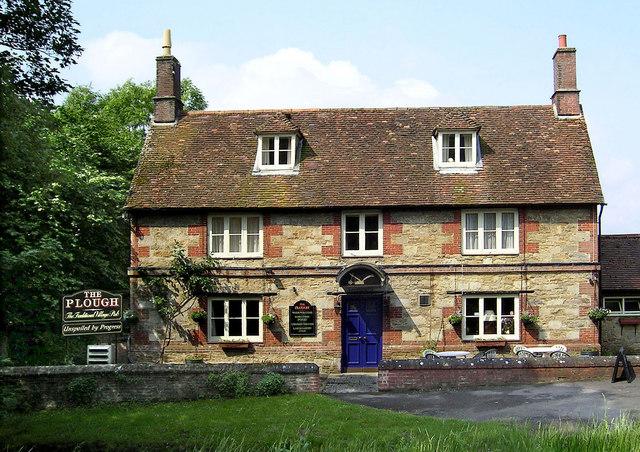 The Plough, Garsington