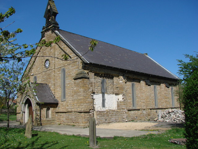 Church of the Holy Trinity, Wingate