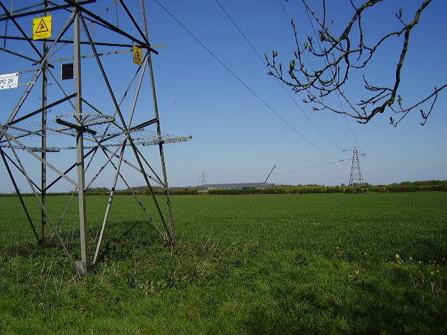 Power cables to Lincoln
