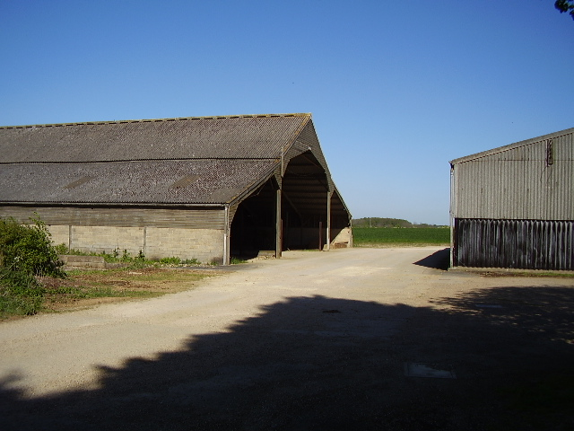 Restricted Byway at Scopwick Low Field Farm