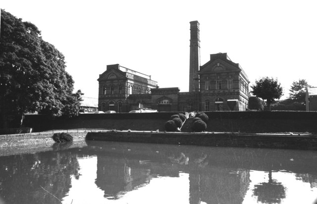 Goldstone Pumping Station