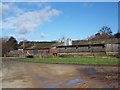 SU8415 : Staple Ash Farm by Maigheach-gheal
