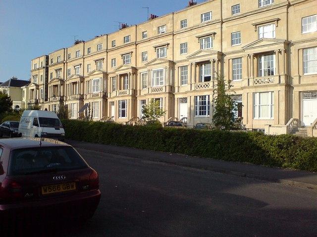Lansdown Terrace, Malvern Road, Cheltenham