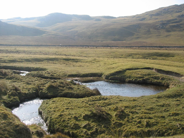 River At Lower Claggan