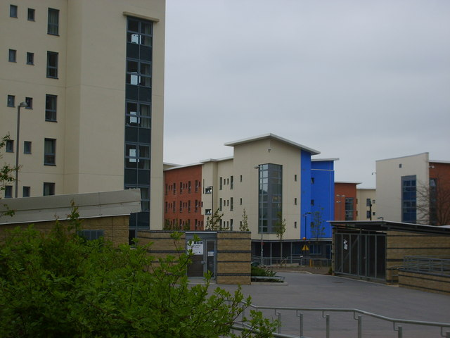 Student Accommodation, Dundee University, Hawkhill