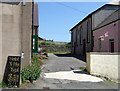 SM8432 : Hostel at Trefin by ceridwen