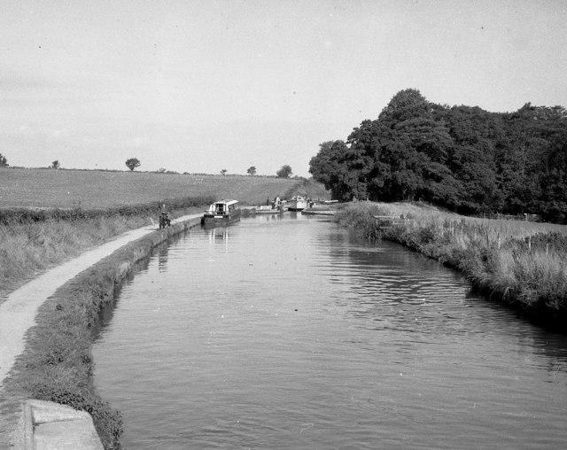 Shropshire Union Canal, Tyrley
