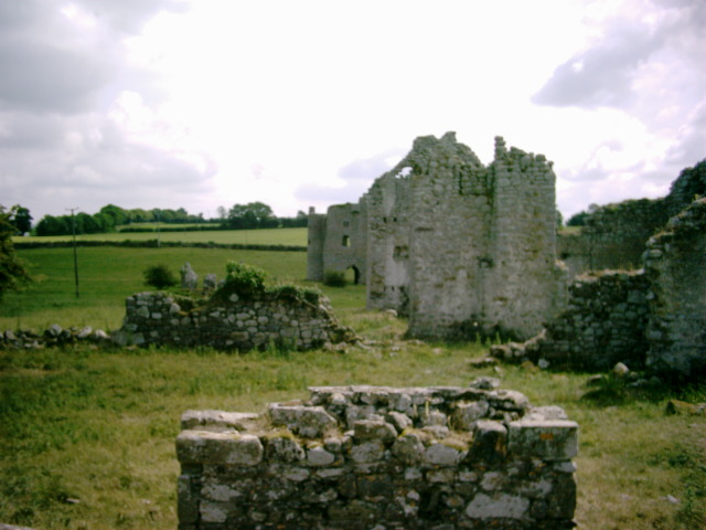 Ballyloughan Castle