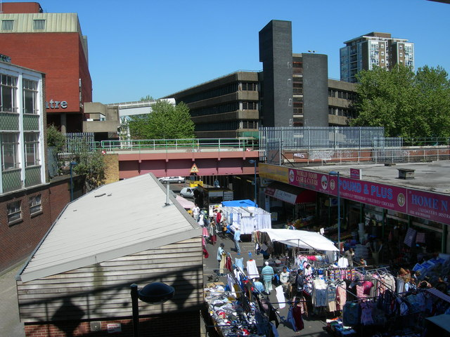 Brixton Multi Storey Car Park