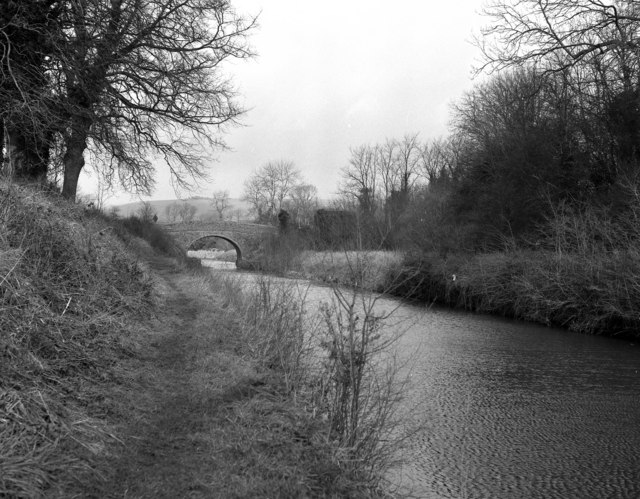 Alton Valley Bridge, Kennet and Avon Canal