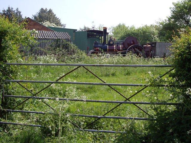 Steam Engine by Annions Lane