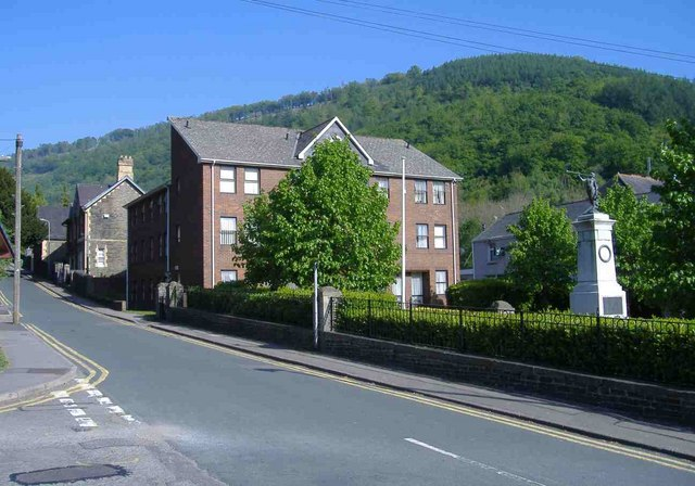 Gwyddon Road, Abercarn