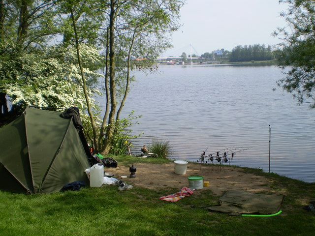 Fishing Rods On Sale Water Park 169 R Greenhalgh Geograph