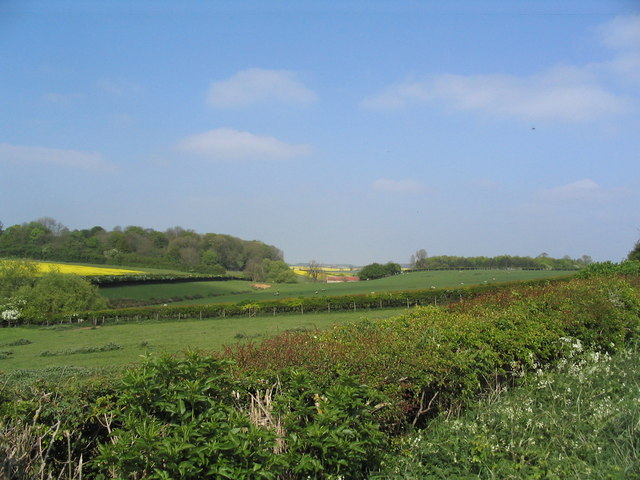 View to Gunby Dale