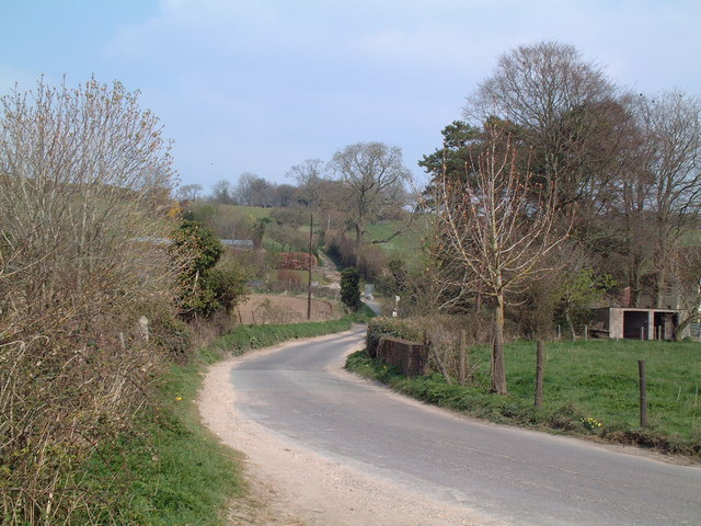 Bridge near Ashley Barn