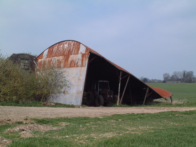 Unrenovated Barn