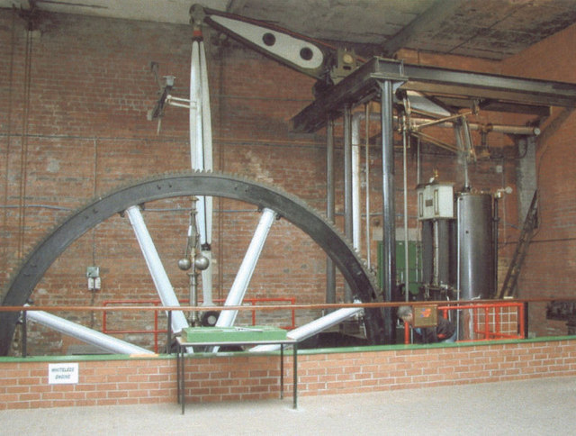 Whitelees Beam Engine
