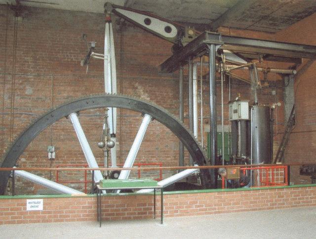 Whitelees Beam Engine
