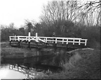 SU0662 : Allington Swing Bridge, Kennet and Avon Canal by Dr Neil Clifton