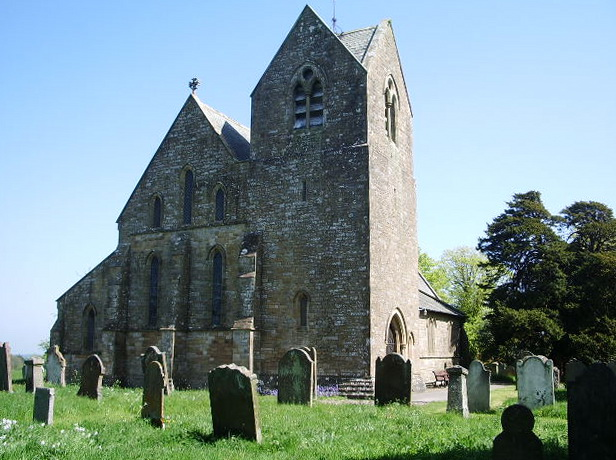 Church of  St. Cuthbert, Parsonby