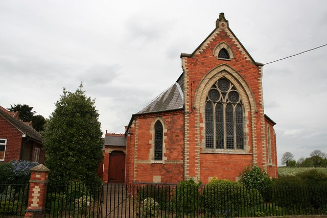 Potterhanworth Methodist Chapel
