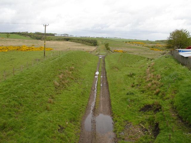A89 road