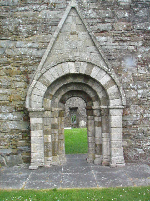 Romanesque Doorway Killishen