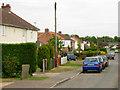 TF7219 : Lime Kiln Road, Gayton by Stephen McKay