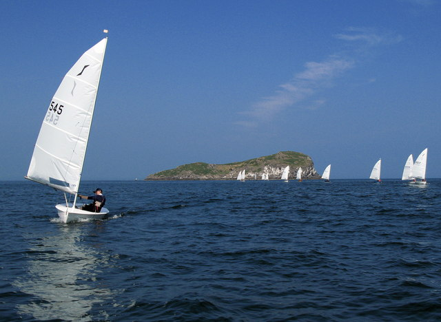 Solo race, Firth of Forth