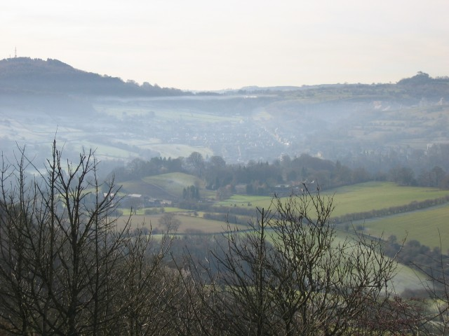 Mist over Cromford