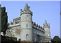 NN0909 : Inveraray Castle by John McLeish
