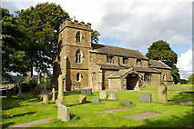 SD7733 : The Parish Church of St James, Altham by