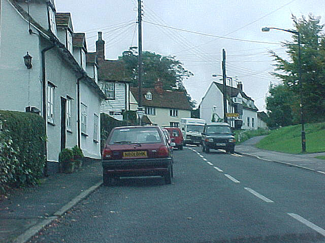 Rosemary Lane, Great Dunmow