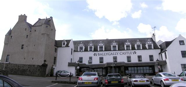 Ballygally Castle Hotel Phone Number