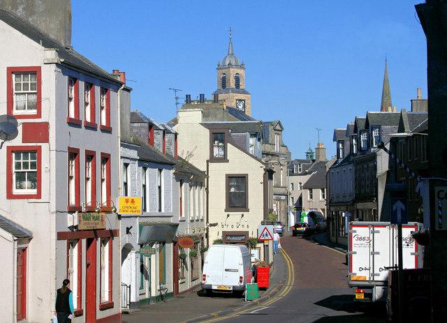 New Lanark - Wikipedia