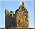 NS2808 : Baltersan Castle by John McLeish
