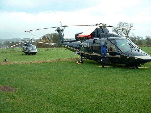 ELWOOD HLS (Heliport) Barrasford Northumberland