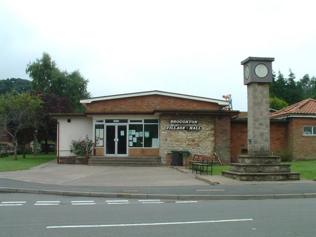 Broughton village hall