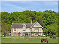 SJ5073 : Austerson Old Hall by Mike Harris