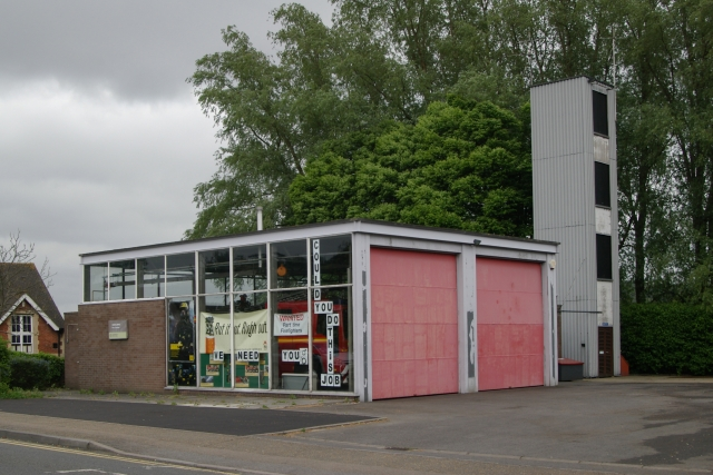 Godalming Fire Station