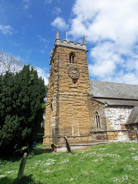 Church Tower, Wootton